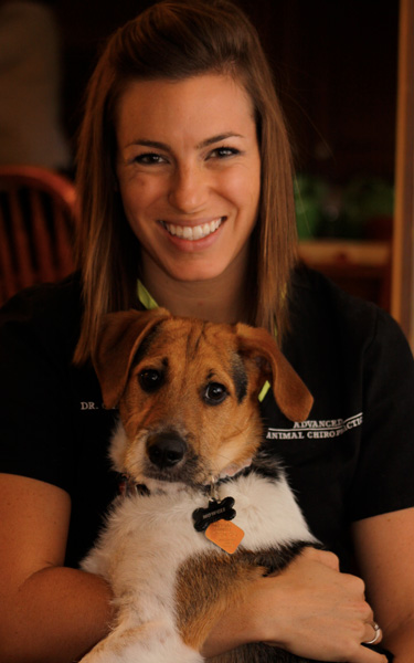Dr Christina Cole - Animal Chiropractor